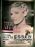 Ina Müller - Essen 2012 - Veranstaltungs-Poster A1