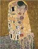 Der Kuss (Original Der Kuss) von Gustav Klimt Kunstdruck