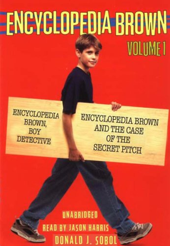 Encyclopedia Brown Mysteries: Boy Detective; The Case of the Secret Pitch
