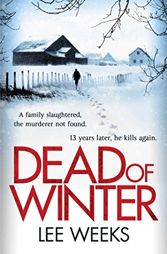 Dead of Winter: Gritty, atmospheric and impossible to put down (DC Ebony Willis Book 1) (English Edition)