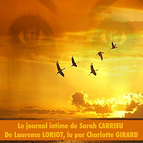 Le journal intime de Sarah Carrieu audiobook cover art