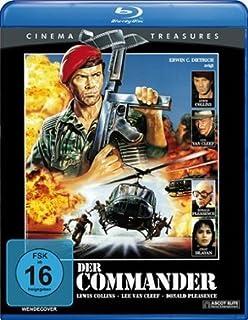 The Commander (1988) ( Der Commander ) (Blu-Ray)
