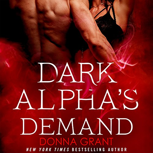 Dark Alpha's Demand audiobook cover art