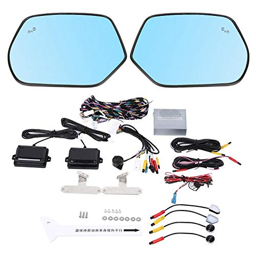 Why Choose Hlyjoon Radar Blind Spot Sensor Maximum Detection Range 15M BSD Car Blind Spot Detection ...