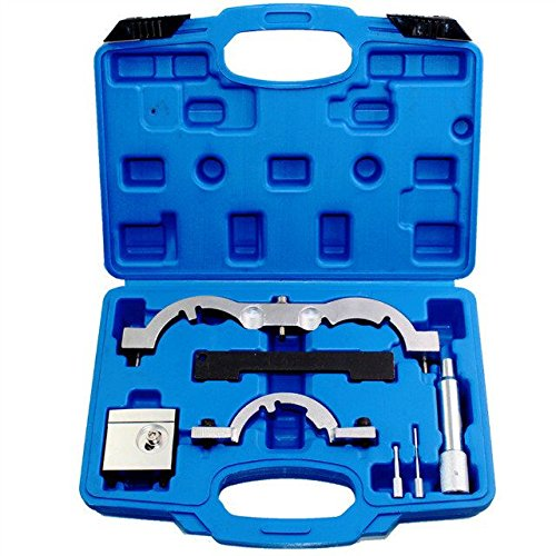 DPTOOL Turbo Engine Timing Tool Kit for Chevy Vauxhall Opel 1.0 1.2 1.4, Aveo, Cruze, Orlando and More, for Timing Chain Replacing, Cylinder Head & Camshaft Removal