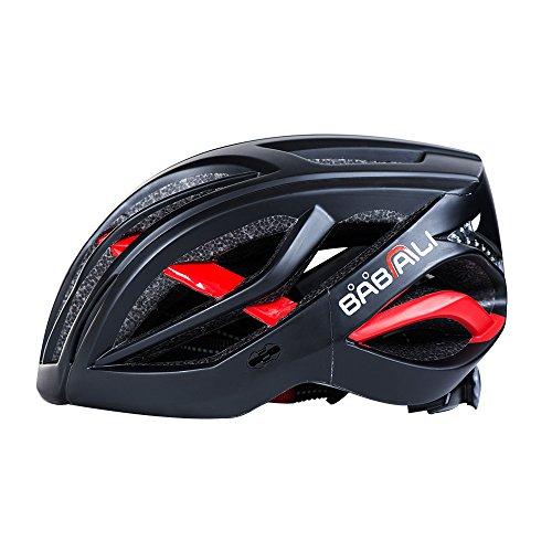 Babaali Smart Cycling Helmet with LED Turn Signals - Mountable Wireless Remote Control Included -...