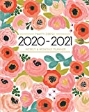 2020-2021 Planner - Academic Weekly & Monthly Planner: July 2020 to June 2021
