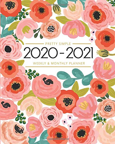 Download 2020-2021 Planner - Academic Weekly & Monthly Planner: July 2020 To June 2021 - To Do List, Goals, And Agenda For School, ... 