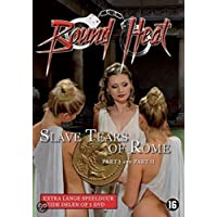 DVD Bound Heat : Slave Tears of Rome Part 1 & 2 by Hana Ramchova
