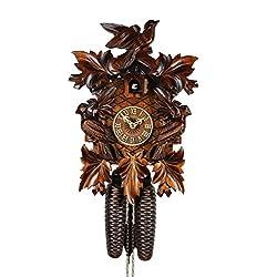 Adolf Herr Cuckoo Clock - The Cuckoo Birds AH 322/1 8T