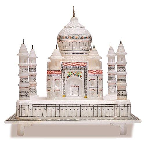 Réplique de l'artiste Haat Taj Mahal - Cadeau indien - 17,8 cm