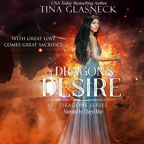 Couverture de A Dragon's Desire