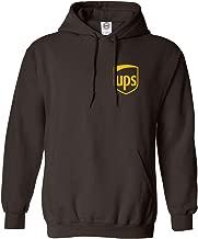 United Parcel Service Hoodie UPS Hoodie Postal Hoodie