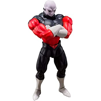 TAMASHII NATIONS Bandai S.H.Figuarts Jiren Dragon Ball Super, Multi, Model:BAS55786