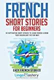 French Short Stories for Beginners: 20 Captivating Short Stories to Learn French & Grow Your Vocabulary the Fun Way!: 1 (Easy French Stories)