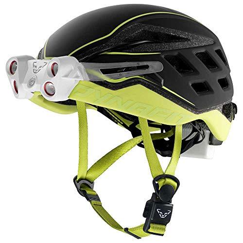 DYNAFIT Daymaker Helmet Grün-Schwarz, Ski- und Snowboardhelm, Größe One Size - Farbe Dark Denim -...