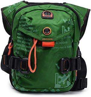 Multifunctional Men's Pockets Casual Oxford Cloth Men's Running Bag Sports Leggings Bag