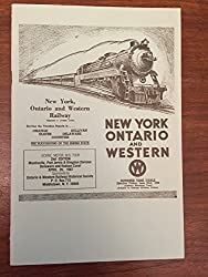 Scenic Motor Bus Tour Monticello, Port Jervis & Kingston Division Delaware and Hudson Canal on the New York, Ontario & Western Railway April 26, 1987