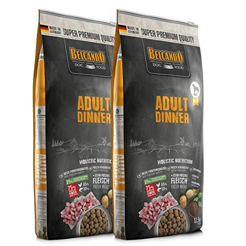 Belcando 2 x 12,5 kg Adult Dinner - Sparpaket