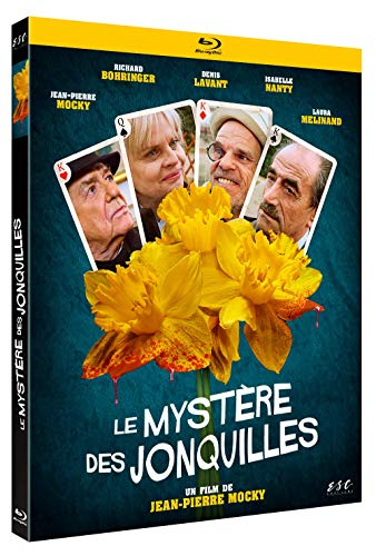 Le Mystere des Jonquilles [Blu-Ray]