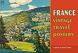 France: Vintage Travel Posters Book of Postcards