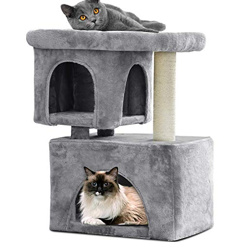 BEAU JARDIN Cat Condo for Large Cats Review