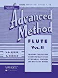 Rubank Advanced Method - Flute Vol. 2 (Rubank Educational Library)