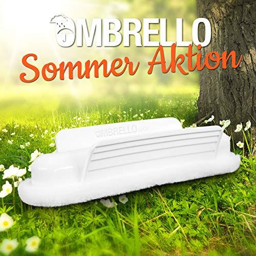 Schutzprofi 10 x Ombrello Flügelampullen für Scheibenversiegelung