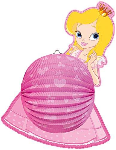 Idena 8310055 - Papierlaterne Prinzessin