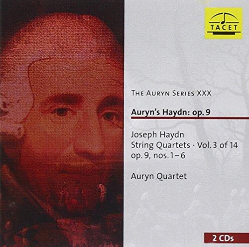 The Auryn Series XXX : Auryn's Haydn: op. 9