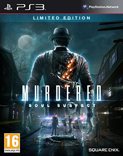 Murdered : Soul Suspect - Limited Edition