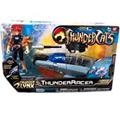 Thundercats Thunder Racer With 10cm Lion-O