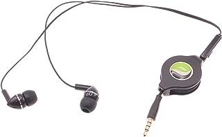 $20 » Headphones Retractable Earphones for Galaxy A12 A32 A42 A51 A52 A71 A72 5G Phones - Hands-Free Headset 3.5mm w Mic Earbuds...