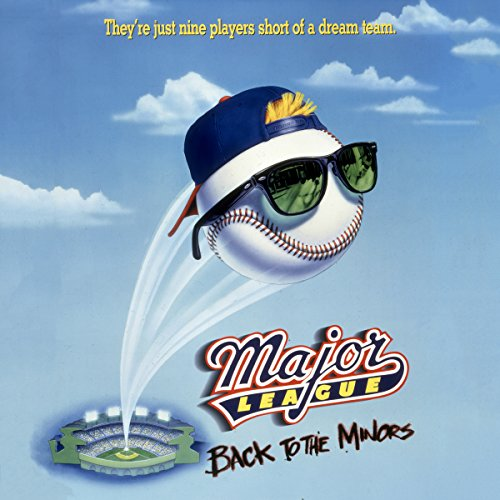 Major League: Back to the Minors audiobook cover art