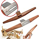 Calli 30mm Flachbodenhobel kantiges Werkzeug zur Holzwerkzeuggriff -