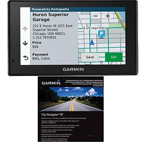 Buy Discount Garmin DriveSmart 51 NA LMT-S GPS w/Lifetime Maps/Traffic + City Navigator Europe NT
