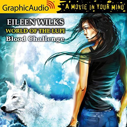 Couverture de Blood Challenge [Dramatized Adaptation]