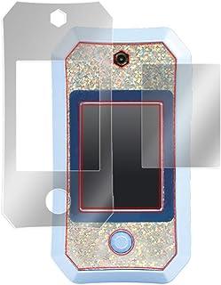 ブルーライトカット液晶保護フィルム アナと雪の女王2 キラキラスマートパレット 用 日本製 目に優しい 防指紋 防気泡 OverLay Eye Protector OEANAYUKISMART/12