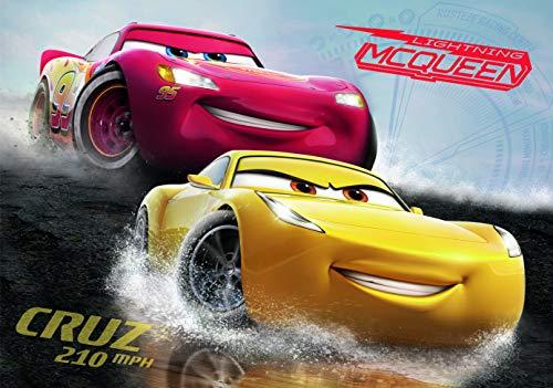 Dino Toys 343474 Puzzle Cars 3: Aquaplaning 100 XL