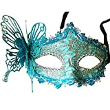 masque de dentelle sexy mode féminine mascarade oeil demi-masque vénitien Masque 3d...