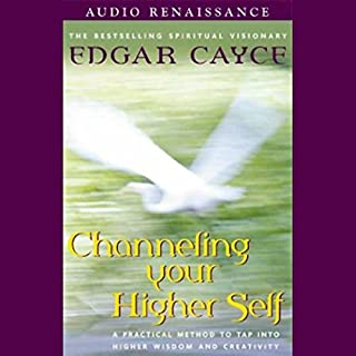 Channeling Your Higher Self audiobook cover art