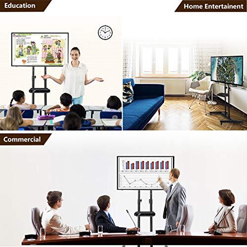 Soporte de pared para televisor articulado con movimiento completo ...