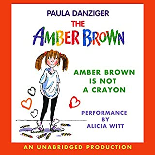 Amber Brown Is Not a Crayon cover art