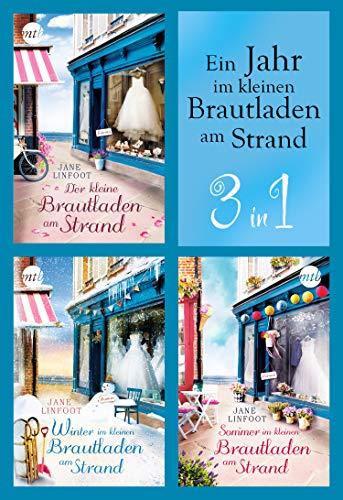 Ein Jahr im kleinen Brautladen am Strand (3in1) (eBundle)