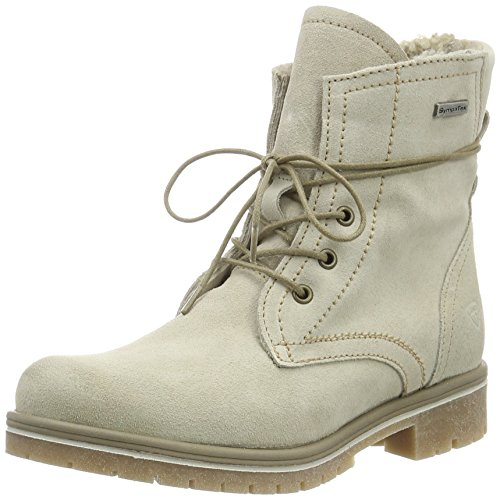 Tamaris Damen 26243 Chukka Boots, Grau (Stone 231), 38 EU