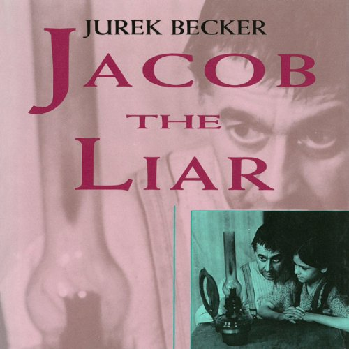 Jacob the Liar audiobook cover art