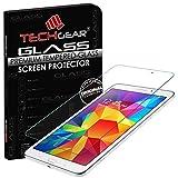 TECHGEAR Vidrio Compatible con Galaxy Tab 4 8.0' (SM-T330) - Auténtica Protector de Pantalla Vidro Templado para il Samsung Galaxy Tab 4 8.0 Pulgada