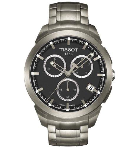 Tissot t0694174406100 T069.417.44.061.00 - Reloj Color Plateado