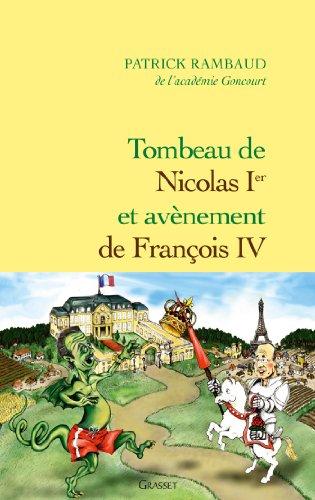 Tombeau de Nicolas Ier, avènement de François IV (Littérature Française)