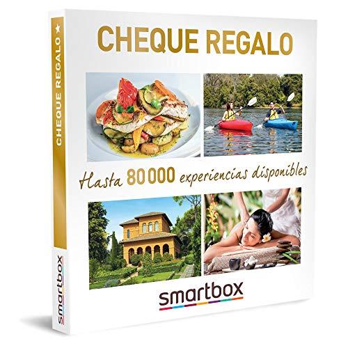 Smartbox - Caja Regalo para Hombre o Mujer - Cheque Regalo 49,90 - Ideas Regalos Originales - Cheque Regalo válido para Usar